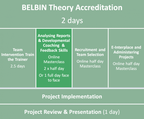 belbin framework One of the most renowned and widely used team role framework in‐team composition development and management development is constructed by belbin (1993, 2010) belbin's research revealed that the difference between successful and unsuccessful teams was not dependent on factors such as intellect and experience but primarily on behavior, the way.
